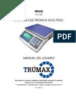 Manual Fenix Jfzs