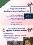 Multilingual Seaside Web Applications with seaBreeze 5.0 - Georg Heeg