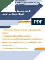 Curso de EXTENSÃO UNEB CAMPUS XI - MAIO 2021