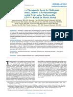 Kobayashi et al (Dantrolene inhibits vent polimorphic tachycardia) Circ J 2010