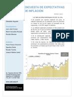 Informe de Expectativas de Inflación Di Tella