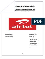 Group 16 crm project on airtel 16 (1)
