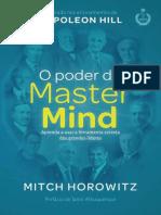 O Poder Do Master Mind - Mitch Horowitz