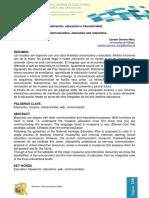 Serrano_2014_Museos del futuro Comunicación, educación e interactividad-International Journal of Education Research and Innovation,2,129-140