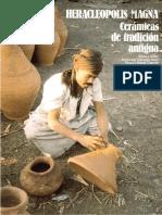 Heracleopolis Magna. Ceramicas de Tradic (1)