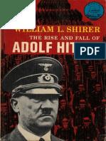 A Ascensão e Queda de Adolf Hitler - William L. Shirer