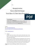 VB10-Table Value