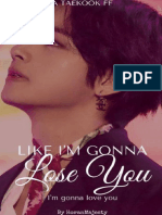 LIKE I'M GONNA LOSE YOU - KTH&&JJK.pdf