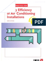 Energy Efficiency for Air-cond