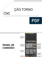 Operação Torno CNC