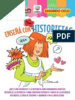 ENSEÑA CON HISTORIETAS