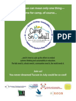 Participant Brochure Camp Snowball