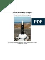 LGM-118A Peacekeeper