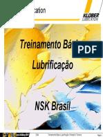 Treinamento Básico de Lubrificação NSK Brasil