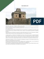 Rutamex Artículo Dzibilchaltún Yucatán México Publicación 9 en Scribd