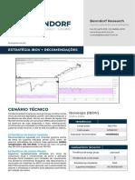 Benndorf - Quadro de recomendações + Estratégia IBOV 19_01_21