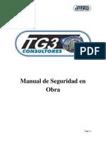 Manual de Seguridad en Proyectos Constructivos