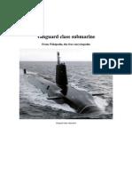 Vanguard-class Submarine