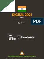 India Data Report