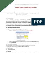 Informe de Prueba de competencias final