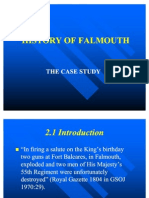 HISTORY OF FALMOUTH (CASE STUDY)
