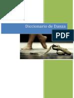 Diccionario Danza