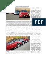 Hyundai i20 versus rivals