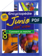 Encyclopedie Junior - Comment CA Marche