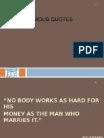 Famous Business Quotations