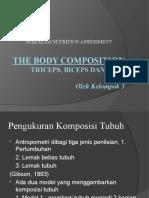 Presentasi The body composition