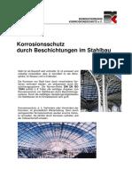 Korrosionsschutz Durch Beschichtungen Im Stahlbau (1)