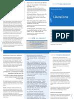Prinsip-prinsip Liberal: Liberalisme