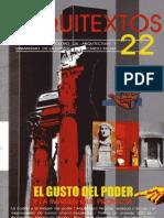Alquiler-Venta | Arquitextos 22 | Lima, 2007