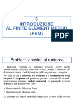 3 Introduzione FEM