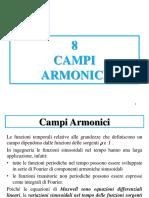 8 Campi Armonici
