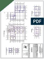 24.03.2021 Plan Béton armé VILLA WAAID INDICE 01 (1) Model (1)
