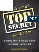 whisky shop top secret fact file