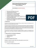 GFPI F 019 PROYECTO DE VIDA I PARTE