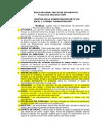 PRINCIPIOS FAYOL Y ACTIVIDAD
