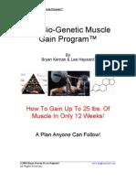 Biogenetic 2004