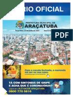 Diario Araçatuba Ano II ed 296