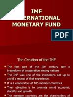 IMF Class
