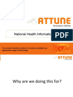 Proposal to Implement Attune Health Kernel at Government Level