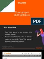 12. V2. Manual Para Crear Grupos