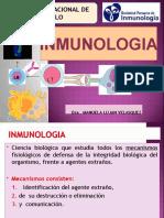 Primera Clase - Sistema Inmunitario, Inmunidad Innata y Adaptativa-2016