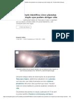 Novo estudo identifica cinco planetas com sol duplo que podem abrigar vida - Revista Galileu _ Espaço