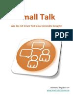 Small Talk Themen eBook