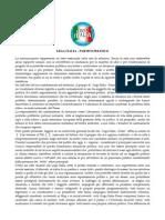 Comunicato Stampa - Lega Italia Desio