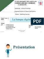 La Banque Digitale