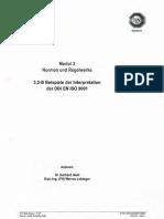 Modul 03-2B - Beispiele Der Interpretation Der DIN en ISO 9001